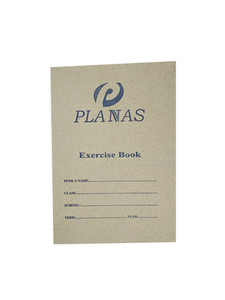 A5 32 Pages Exercise Book