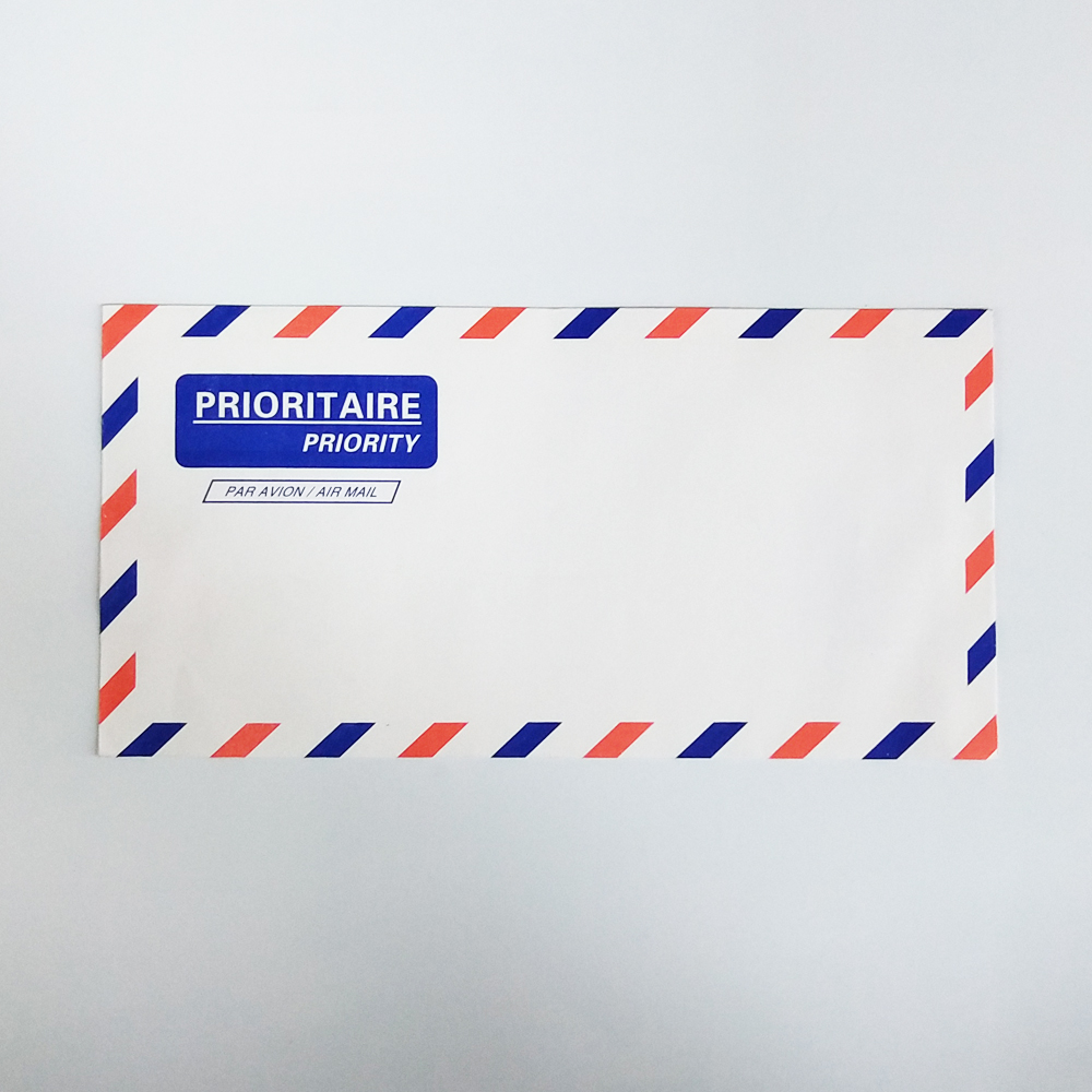 153 dl white air mail envelop.jpg