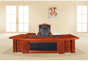 MB2521 Executive Desk 2.8M